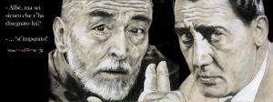 Vittorio Gassman e Alberto Sordi