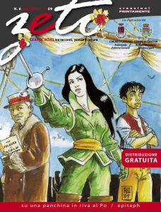 ZETO n°6:Layout fumetto