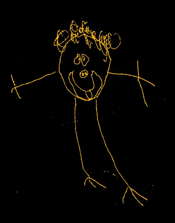 martina - ritratto di Gianluca